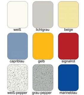 Farbtafel VK 13