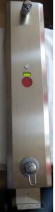 Transponder-Dusche